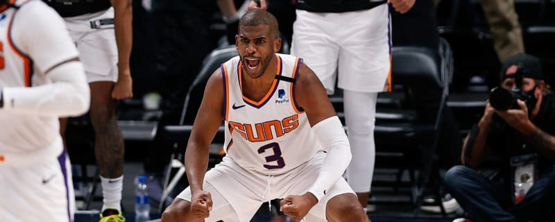 The Suns are built in 'Point God' Chris Paul's image