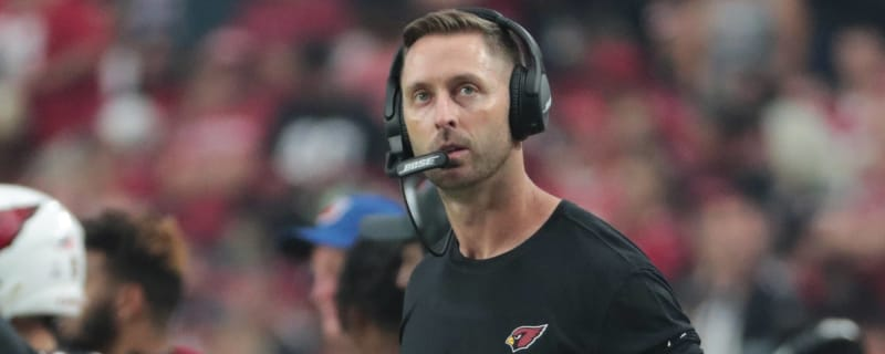Kliff Kingsbury positive for COVID, will miss Week 6 game