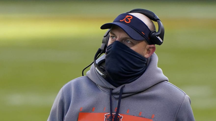 Matt Nagy to resume play-calling duties for Bears