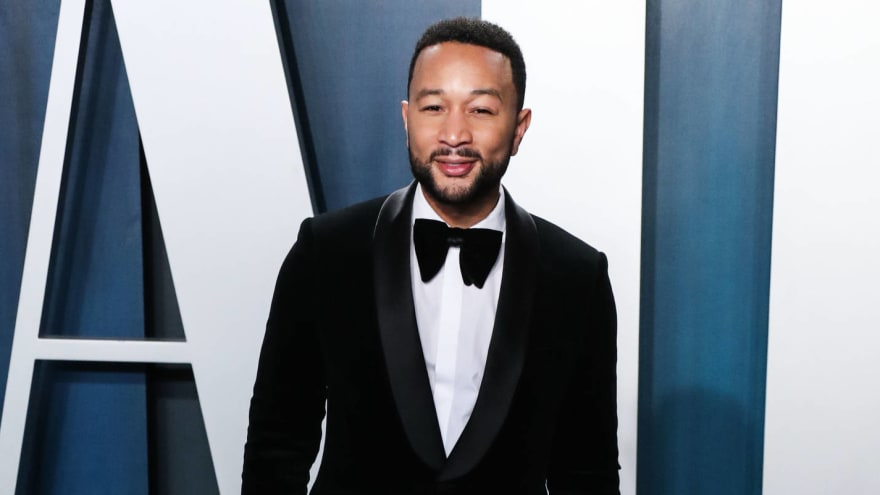 John Legend details Kanye West's influence in popularizing his stage name