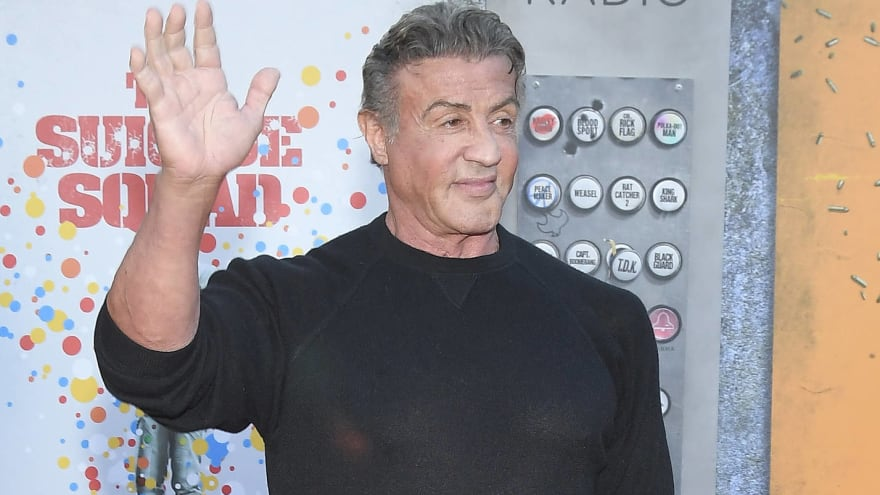 Sylvester Stallone's 'Rocky,' 'Rambo' memorabilia going up for auction