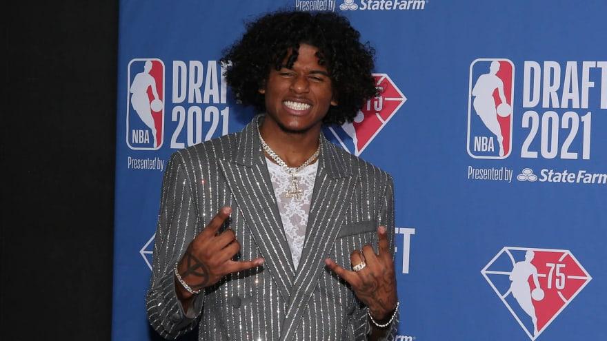 Rockets pick Jalen Green No. 2 overall in 2021 NBA Draft
