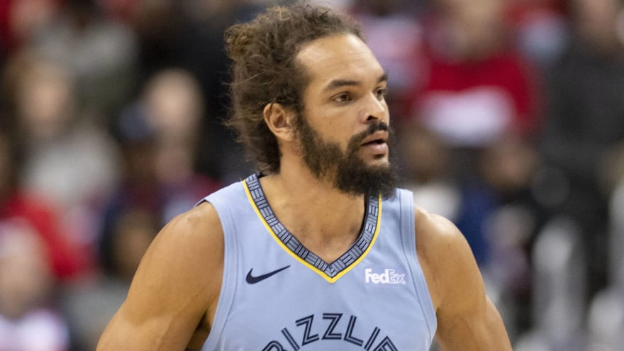 Joakim Noah signed by Clippers for rest of season plus non-guaranteed next season