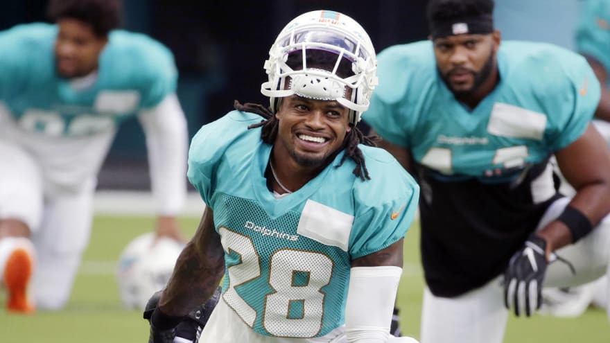 WFT defense gets even better with Bobby McCain signing