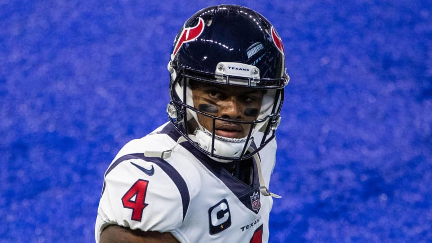 Texans' Deshaun Watson doesn't know if he'll be placed on paid leave?