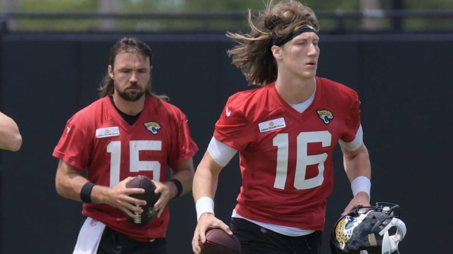 Minshew eager to compete with Lawrence