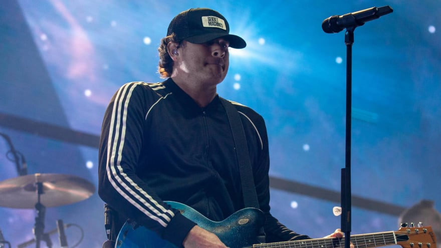 Tom DeLonge and Mark Hoppus have been 'able to completely repair' their friendship