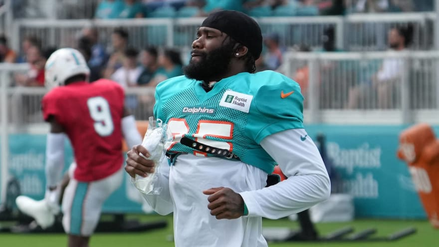 Xavien Howard, Dolphins motivated to face Bills in Week 2