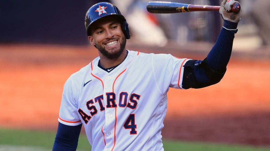 Report: Mets 'engaged' in discussions with Springer