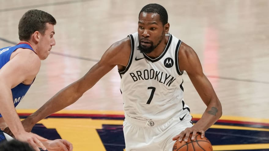 Kevin Durant highlights three strong additions to Team USA's Olympic roster