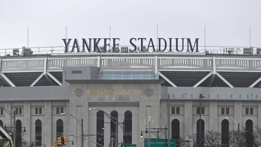 Yankee Stadium becomes COVID-19 vaccination site