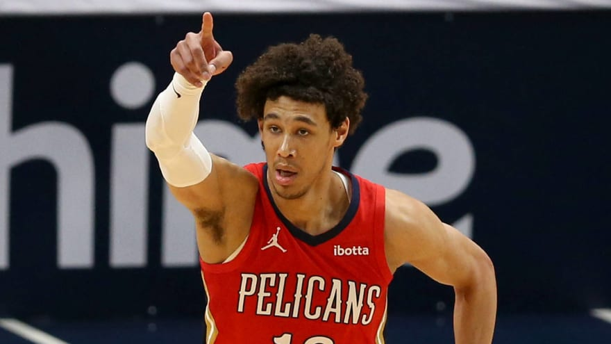 Pelicans' Hayes arrested after alleged police altercation