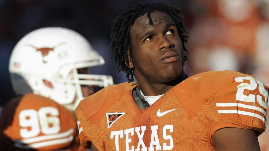 The 'Texas Longhorns Pro Bowlers' quiz