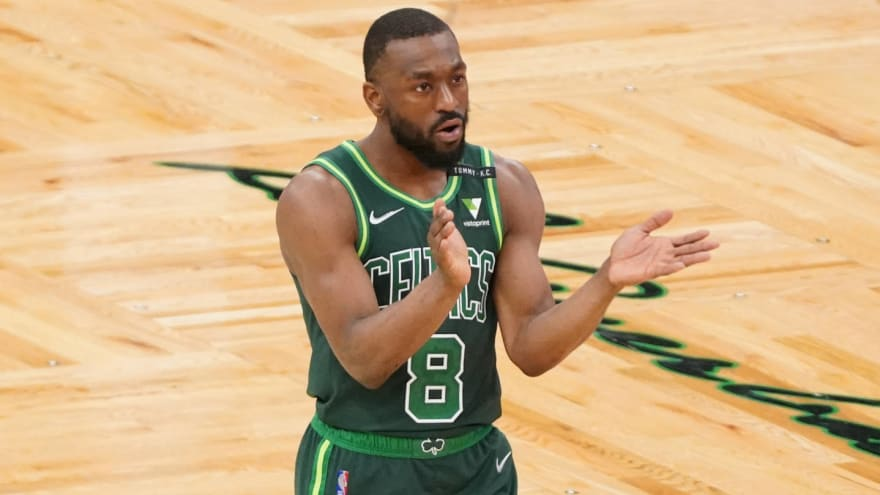 Report: Celtics, Kemba Walker want to part ways