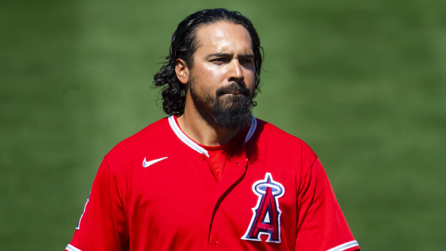 Angels place Anthony Rendon on 10-day IL