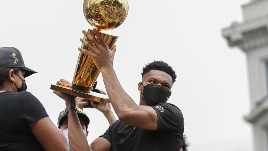 Giannis Antetokounmpo and the virtue of being oneself