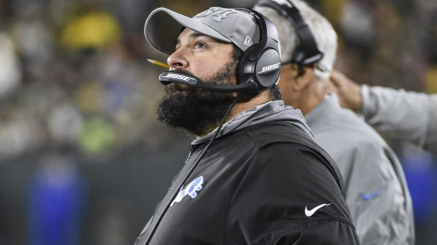 NFL exec admits to bad call against Lions