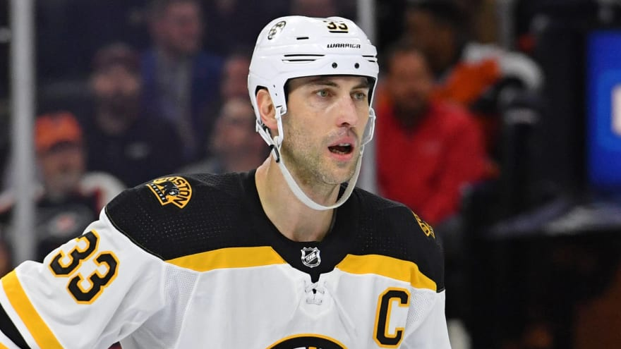 Bruins captain Zdeno Chara in 'no rush' to sign