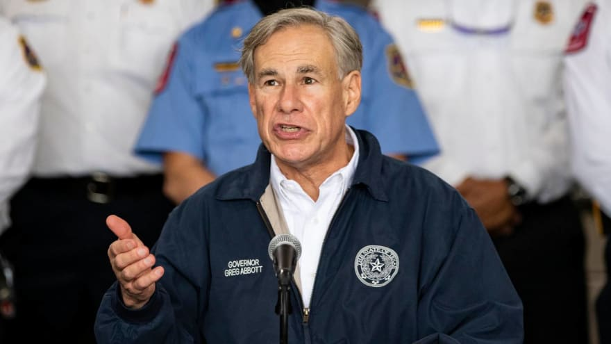 Texas Gov. declines first pitch invite over MLB moving ASG