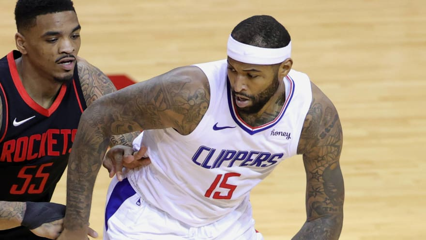 Clippers to sign DeMarcus Cousins for remainder of season