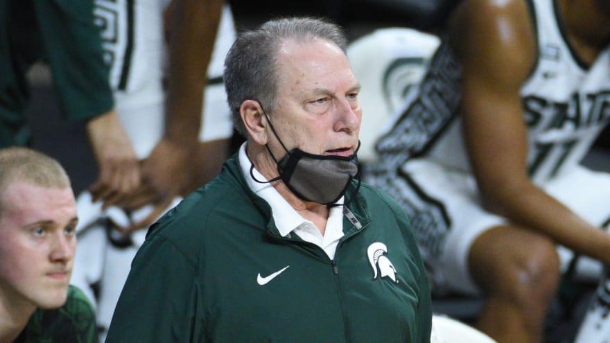 Tom Izzo makes case for Michigan State to make NCAA Tournament