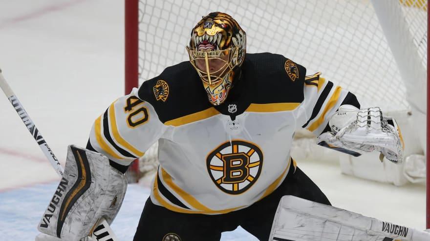 Report: Bruins could re-sign Tuukka Rask, Jaroslav Halak