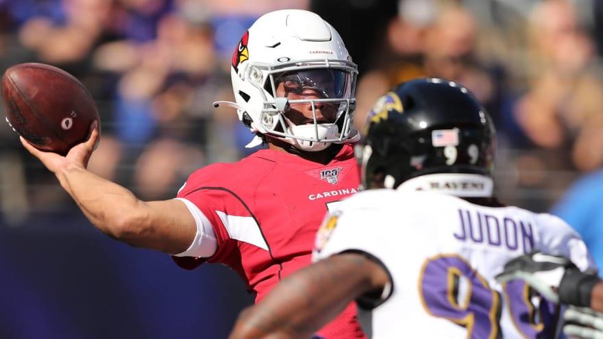 Cardinals' Kyler Murray quickly proves he belongs