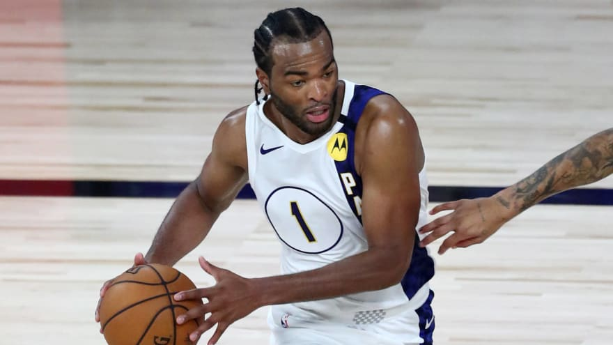 T.J. Warren happy to stay with Pacers despite rumors?