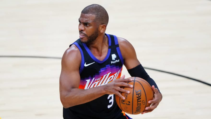 Chris Paul ruled out for Game 1 of WCF