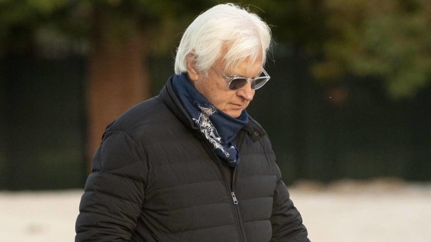 Medina Spirit trainer Bob Baffert suspended from Churchill Downs