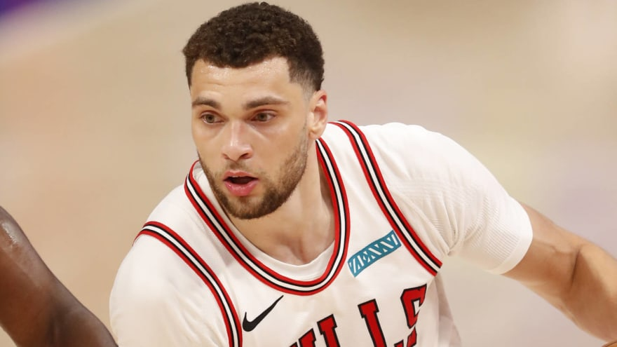 LaVine, Grant commit to Olympic team, Harden withdraws