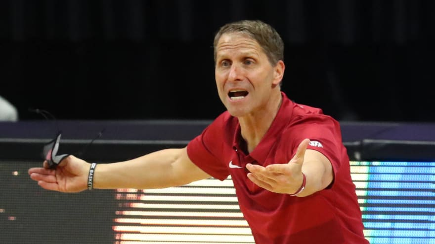Details of Eric Musselman's extension with Arkansas revealed