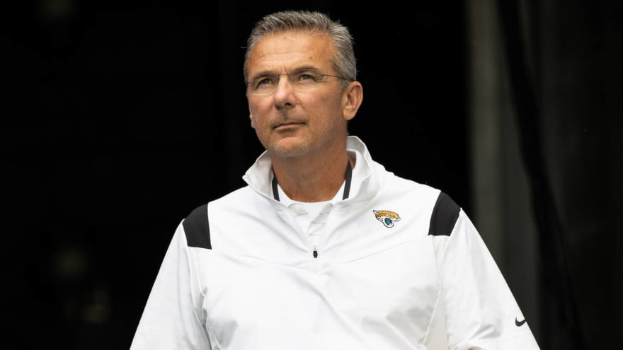 Jaguars coach Urban Meyer: 'No chance' I take USC job