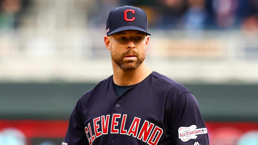 Indians trade Corey Kluber to Rangers