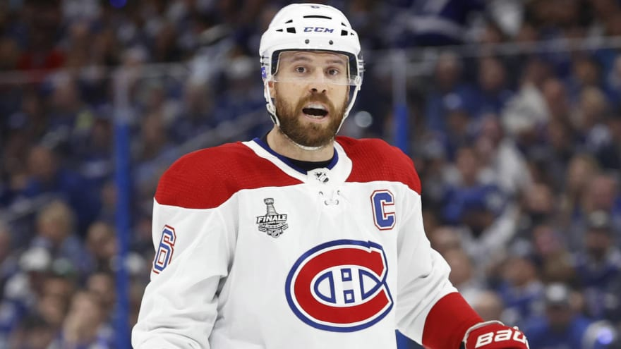 Shea Weber unlikely to play again due to injuries