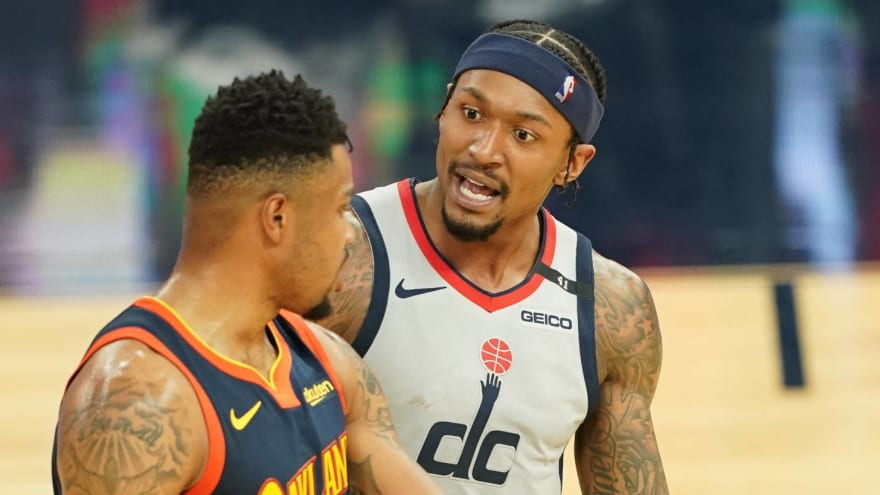 Kent Bazemore reacts to Bradley Beal Twitter attack