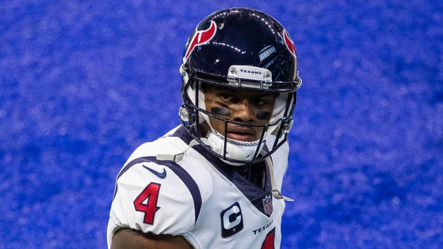 Analyst: NFL to place Deshaun Watson on exempt list soon