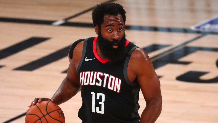 Harden wants trade to Nets or 76ers?