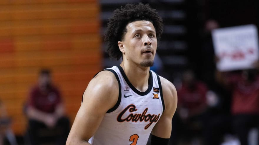 Report: Pistons to select Cade Cunningham with No. 1 pick