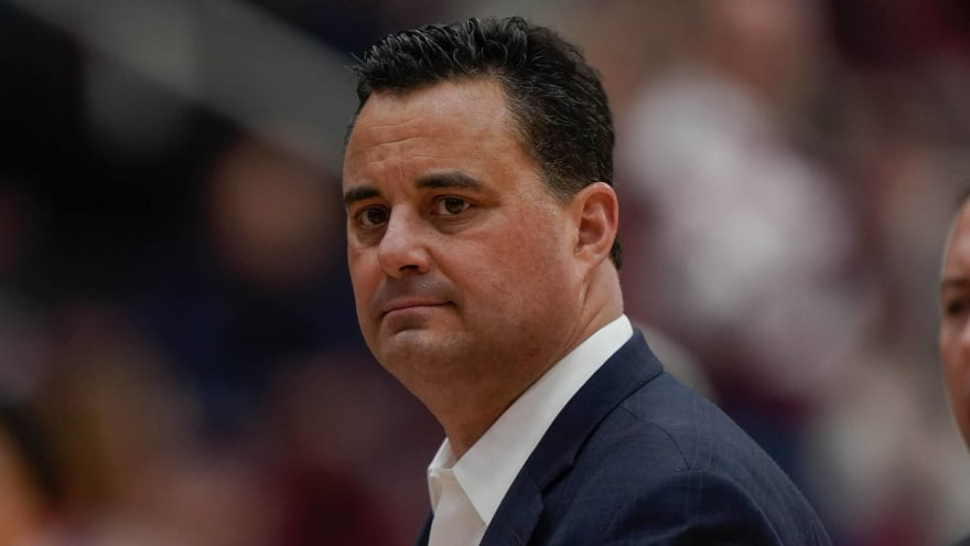 Former Arizona head coach Sean Miller likely to jump to NBA?