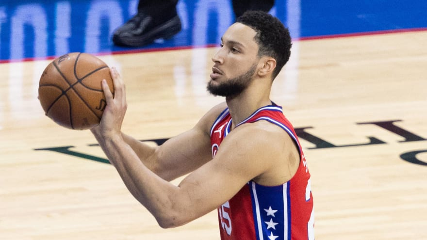 Sixers reportedly not close to Ben Simmons trade