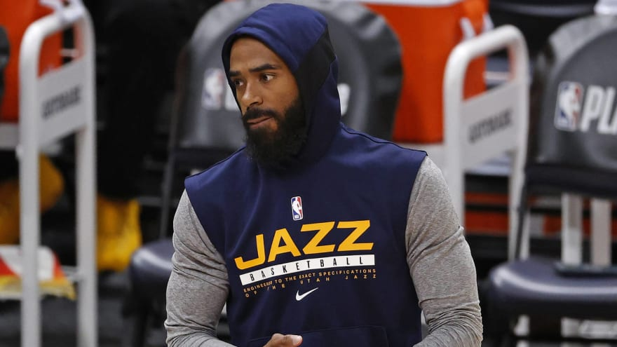 Mike Conley to miss Game 2 vs. Clippers with hamstring strain