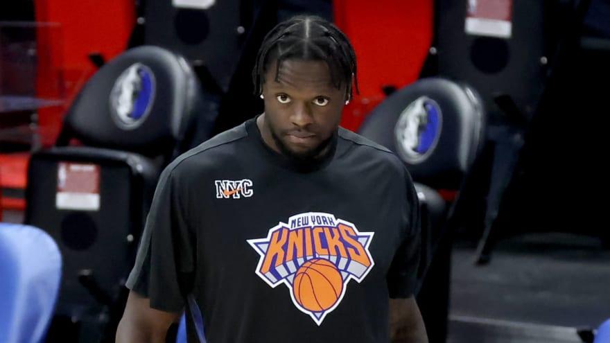 Knicks almost traded Julius Randle before deadline?