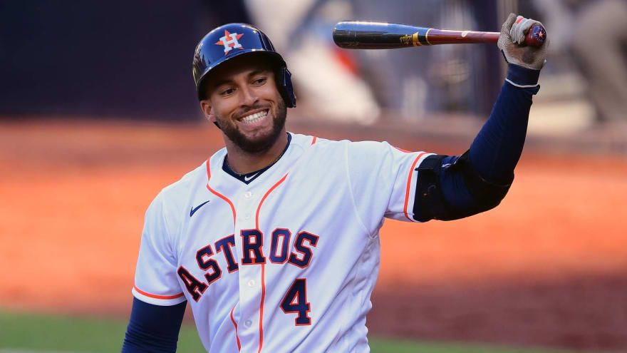 George Springer does not want to return to Astros?