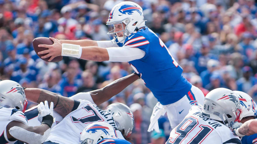 Rising Bills a threat against anyone. (Yes, even Ravens or Patriots.)