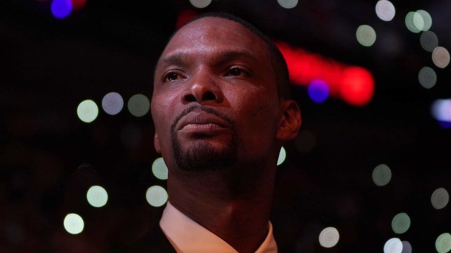 Chris Bosh reveals how Kobe Bryant's death affected him