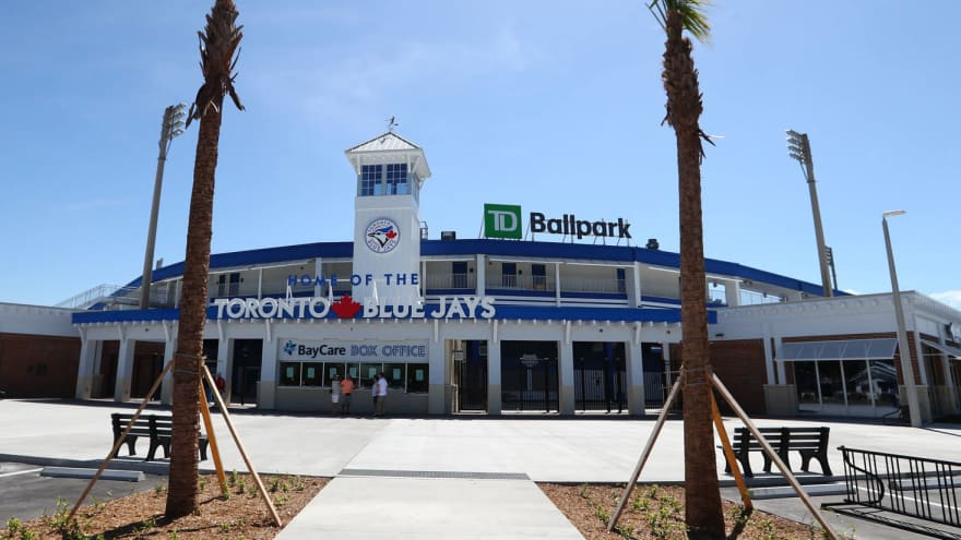 Will Blue Jays have to play home games in Florida?
