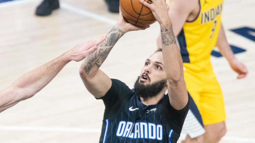 Celtics acquire Evan Fournier for picks in trade with Magic