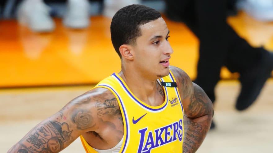Lakers open to Kyle Kuzma trade?