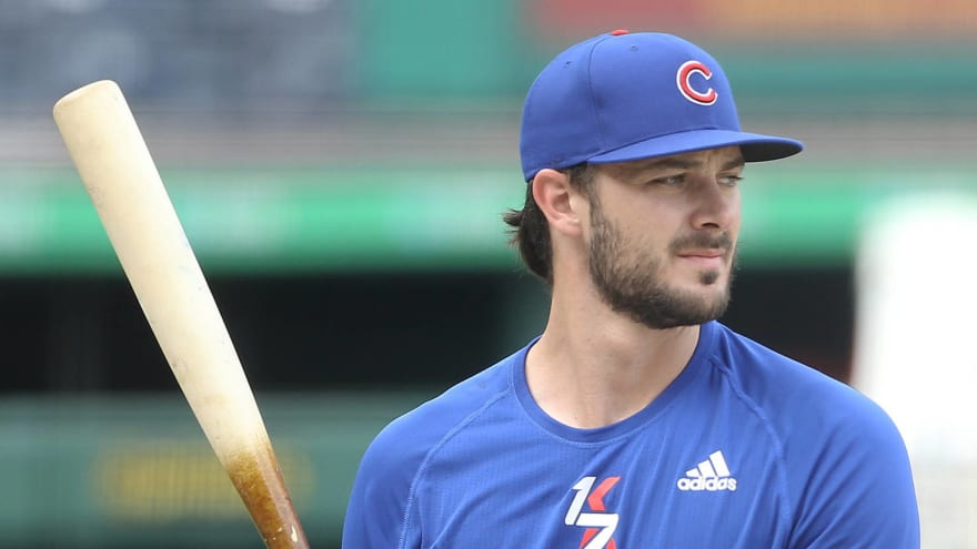 Nationals won't trade their top four players for Kris Bryant?